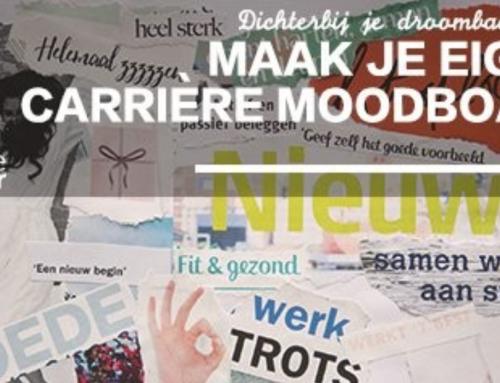Carrière-Moodboard